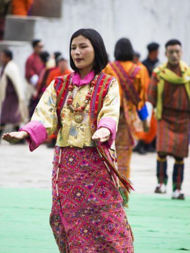 Thimphu Tshechu  08 – 10 Oct 2019